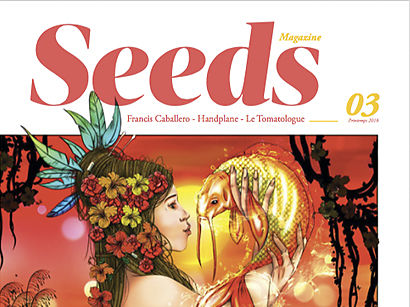 Publication in Seeds magazine